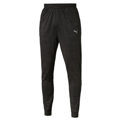 Puma Pantalon Rebel-run Pant Puma Black Heather