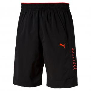 VENT STRETCH WOVEN SHORT