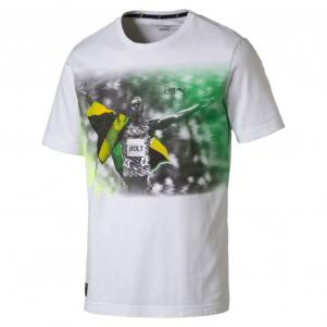 Puma T-shirt UB Graphic Tee  Usain Bolt