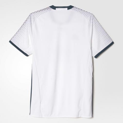 Adidas Maglia Gara Terza Manchester United   16/17 Bianco Tifoshop