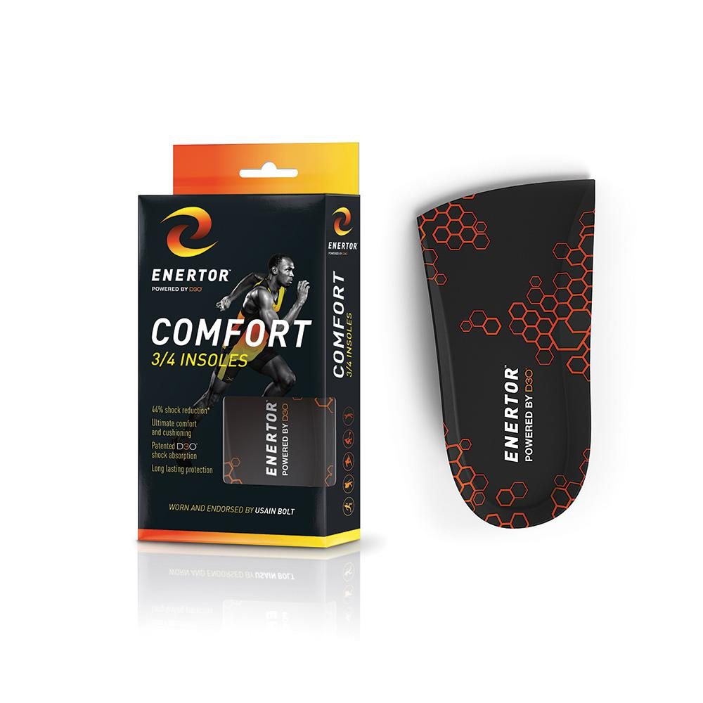 Enertor Soletta Comfort 3/4 Length  Usain Bolt
