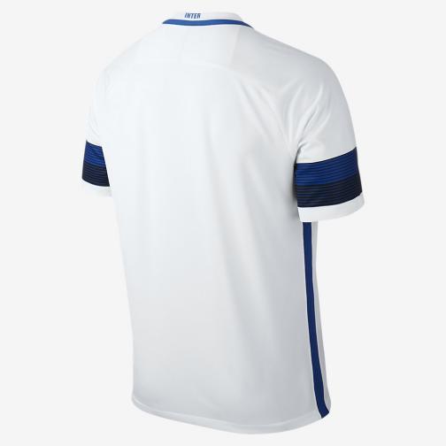 Nike Maglia Gara Away Inter   16/17 Bianco Tifoshop