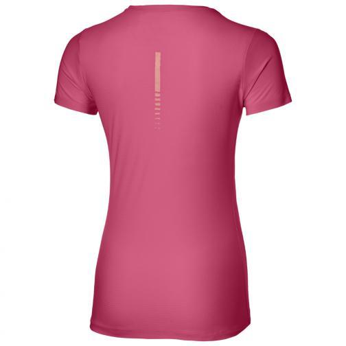 Asics T-shirt Ss Top  Donna Rosa Tifoshop