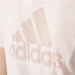 Adidas T-shirt Logo V-neck  Femmes