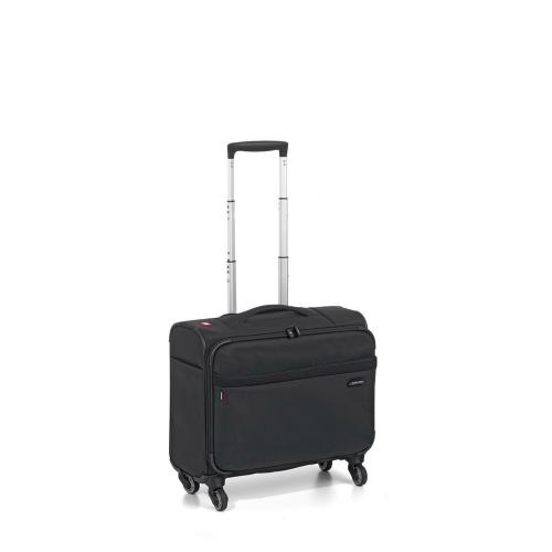 BUSINESS TROLLEY  BLACK