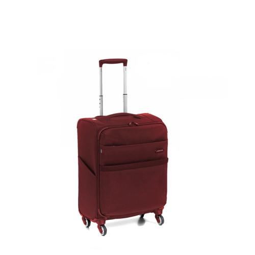CABIN LUGGAGE  DARK RED