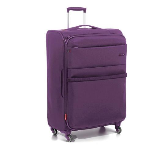 LARGE LUGGAGE  VIOLET