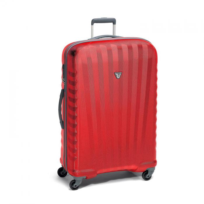 Trolley Grande Taille  GRAY/RED