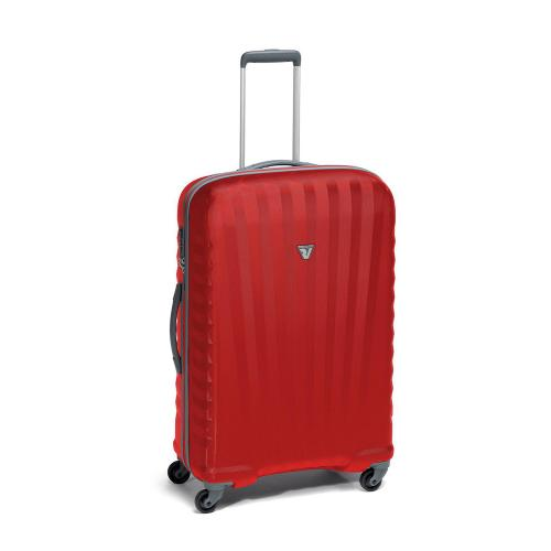 TROLLEY MEDIO  GRAY/RED