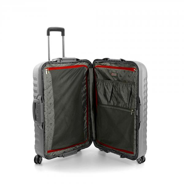 Large Luggage  GRAY/SILVER Roncato