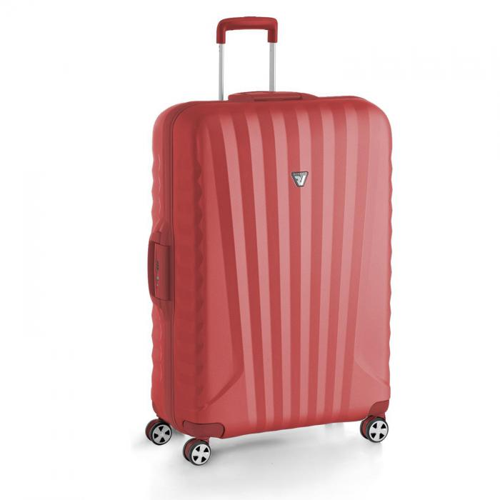 Trolley Grande  RED/RED