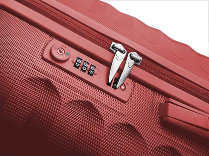 Trolley Cabina  RED/RED Roncato