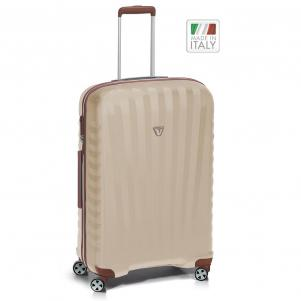 TROLLEY MEDIO  BROWN/CHAMPAGNE