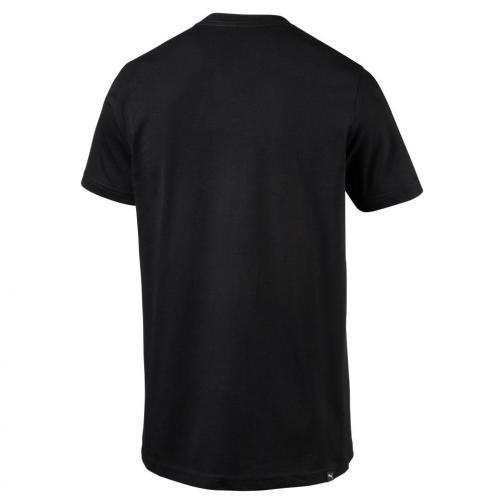 Puma T-shirt Greatest Hits Man Tee  Usain Bolt Nero UsainBolt