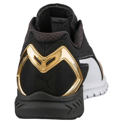 Puma Shoes Ignite Dual  Usain Bolt gold-black UsainBolt