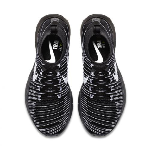 Nike Scarpe Free Train Force Flyknit Grigio Tifoshop