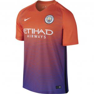 Manchester City SS Third reply jersey