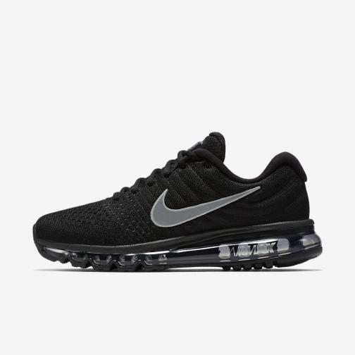 Nike Chaussures Air Max 2017 BLACK/WHITE-ANTHRACITE