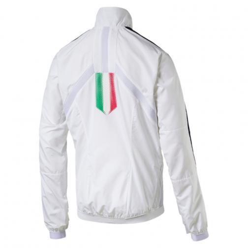 Puma Giacca Figc Stadium Vent Thermo-r Italia Bianco Tifoshop