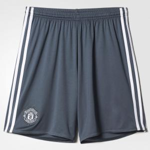 Adidas Shorts de Course Third Manchester United   16/17