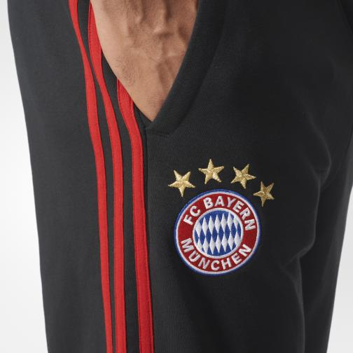 Adidas Shorts  Bayern Monaco black/fcb true red Tifoshop