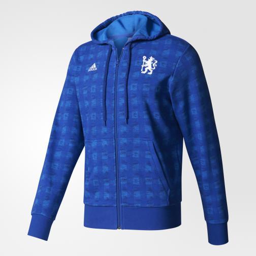 Adidas Felpa  Chelsea Blu Tifoshop