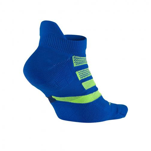 Nike Chaussettes Dry Cushion Dynamic Arch No-show  Unisex PARAMOUNT BLUE/BINARY BLUE/GHOST GREEN Tifoshop