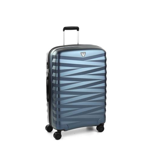 MEDIUM LUGGAGE  BLUE