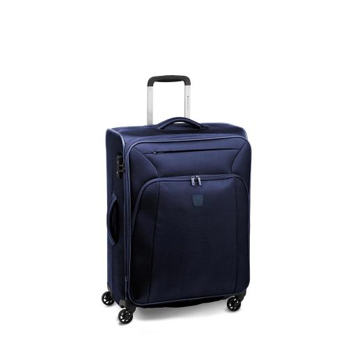 MEDIUM LUGGAGE  DARK BLU
