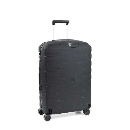 MEDIUM LUGGAGE  BLACK/ANTHRACITE