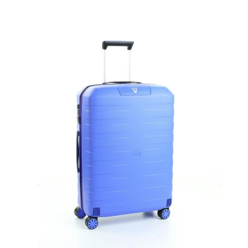 MEDIUM LUGGAGE  SKY BLUE/BLUE