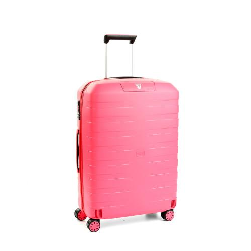 MEDIUM LUGGAGE  PINK/PINK