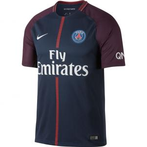 Nike Maillot de Match Home Paris Saint Germain   17/18