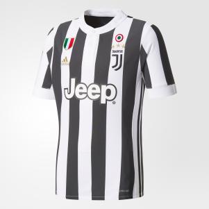 Adidas Maglia Gara Home Juventus Junior  17/18