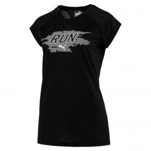 Puma T-shirt Run Short SleeveTee Women  Femmes