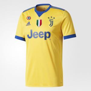 Adidas Maglia Gara Away Juventus   17/18