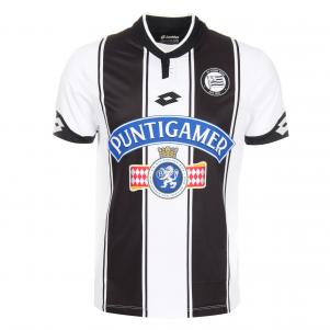 Lotto Maillot de Match Home Sturm Graz   17/18