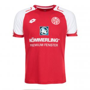 Lotto Maillot de Match Home Mainz   17/18