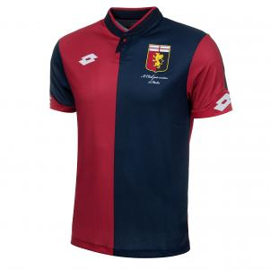 Lotto Maillot de Match Home Genoa   17/18