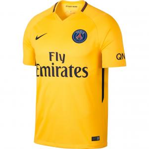 Nike Maillot de Match Away Paris Saint Germain   17/18