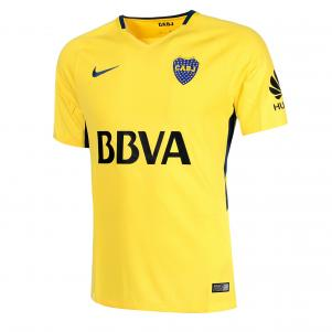 Men's Nike Breathe Boca Juniors Jersey