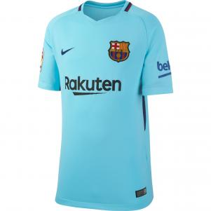 Nike Maglia Gara Away Barcellona Junior  17/18