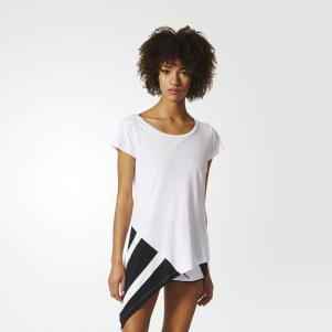 Adidas Originals T-shirt EQT BLOCK TEE  Femmes