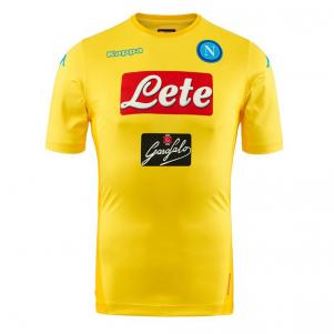 Kappa Stadium Trikot Away Naples   17/18