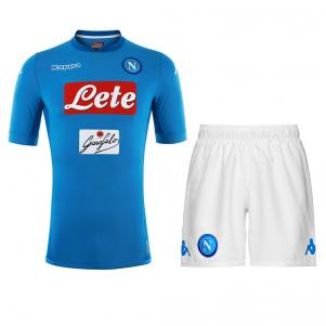 Kappa Kit Home Naples Junior  17/18