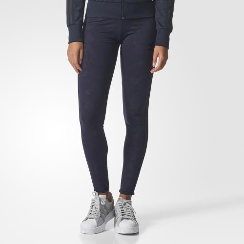 Adidas Originals Hose 3 STRIPES LEGGINGS  Damenmode