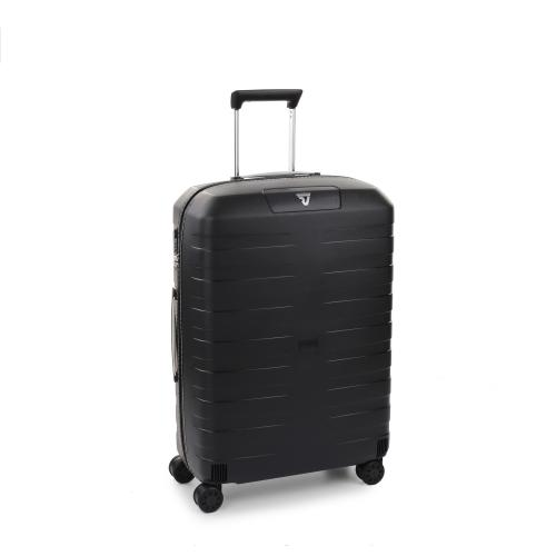 MEDIUM LUGGAGE  BLACK/ICE