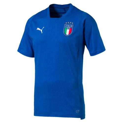 FIGC Italia Casual Performance T-Shirt SS