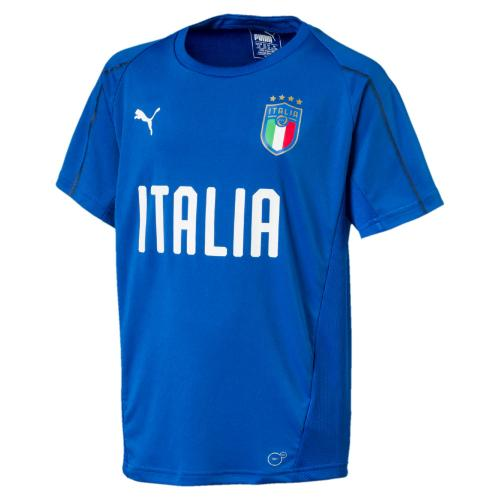 Puma Trainingstrikot FIGC Jr Training Jersey Italy Juniormode