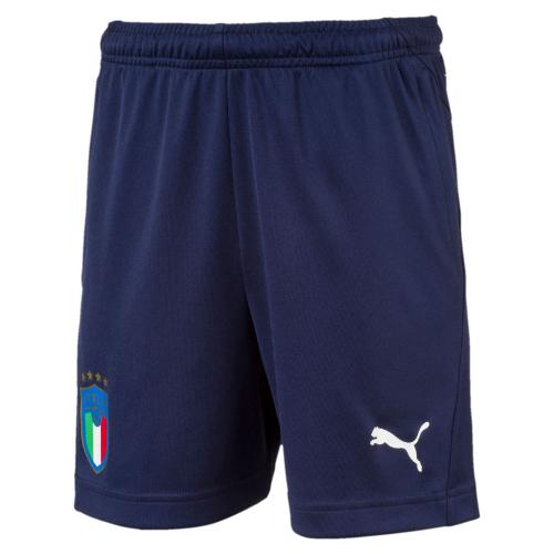 Puma Pantaloncino FIGC Jr Training shorts Italia